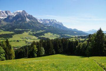 Wanderung Scheffau – Brandstadl (5 h)