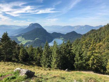 Wanderung Steiner Hochalm – Hinterschießlingalm (3,5 h)
