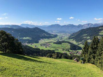 Wanderung Itter – Kraftalm (3,5 h)