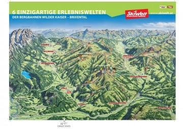 Skiwelt - Sommer