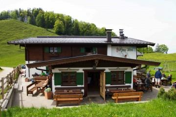 Wanderung Kufstein – Ritzaualm (4 h)