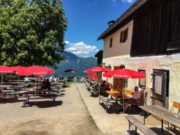 Wanderung Chalet (Grand) Wastl – Möslalm (2,25 h)