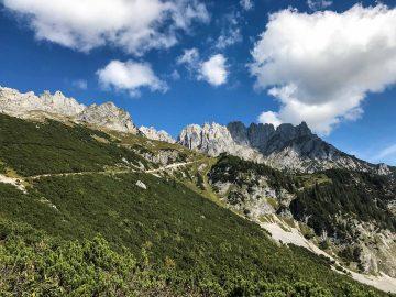 Wanderung Wochenbrunnalm – Gruttenhütte (4 h)
